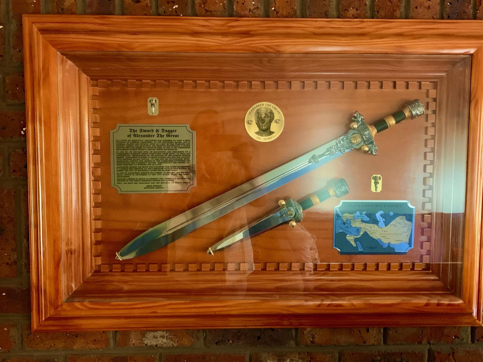 Collectors Sword Collection