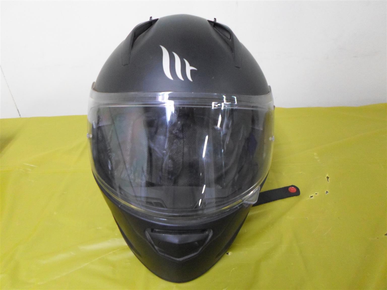 Large Motorcycle Helmet