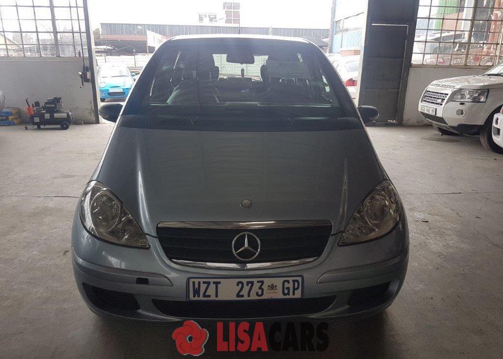 2008 Mercedes Benz A-Class hatch