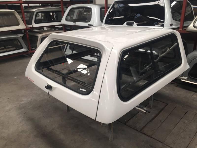 *** Toyota Hilux 2016 - 2019 GD6 DC White Beekman Canopy ***
