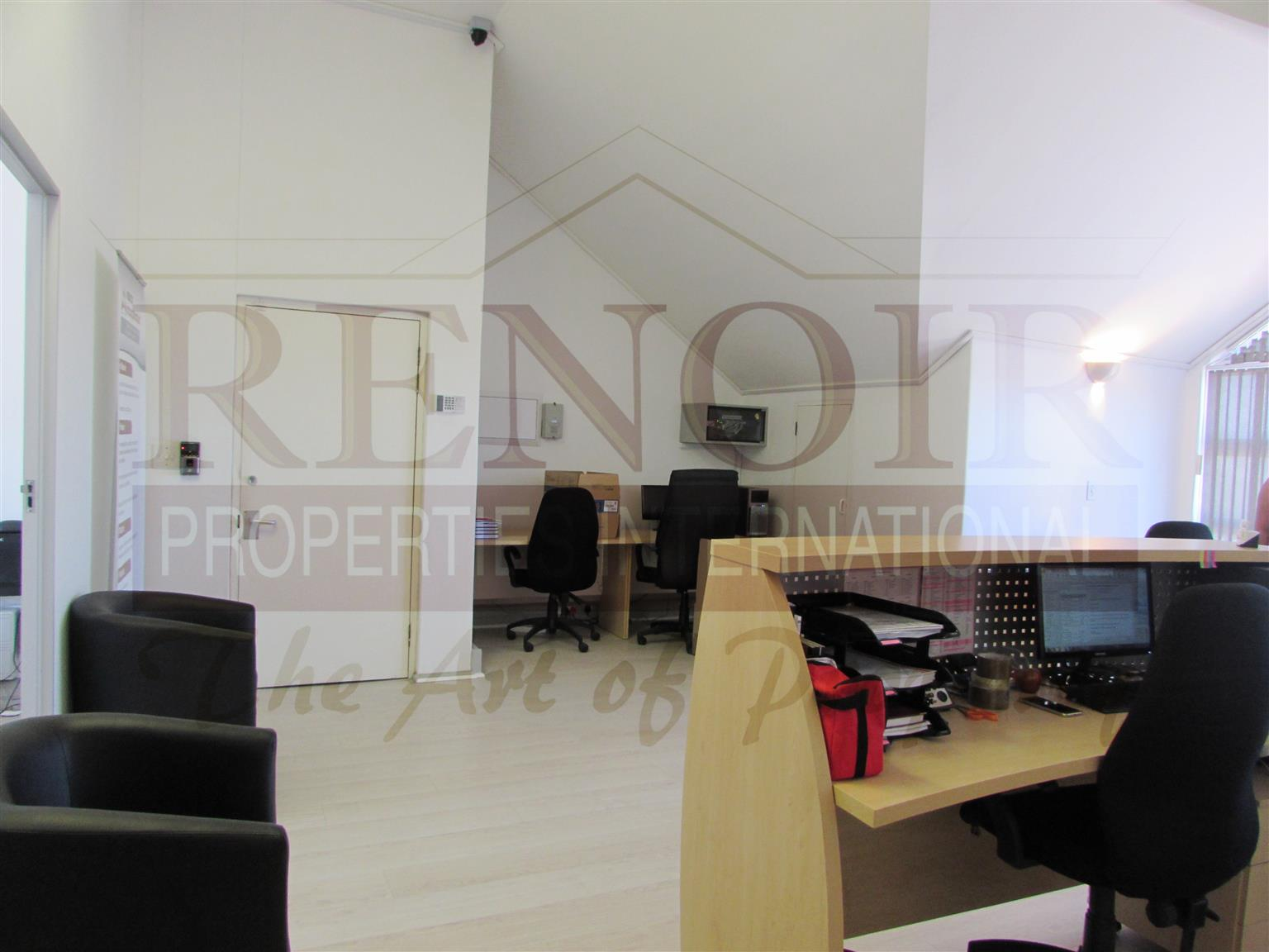 CENTURY CITY: 99m2 Office To Let