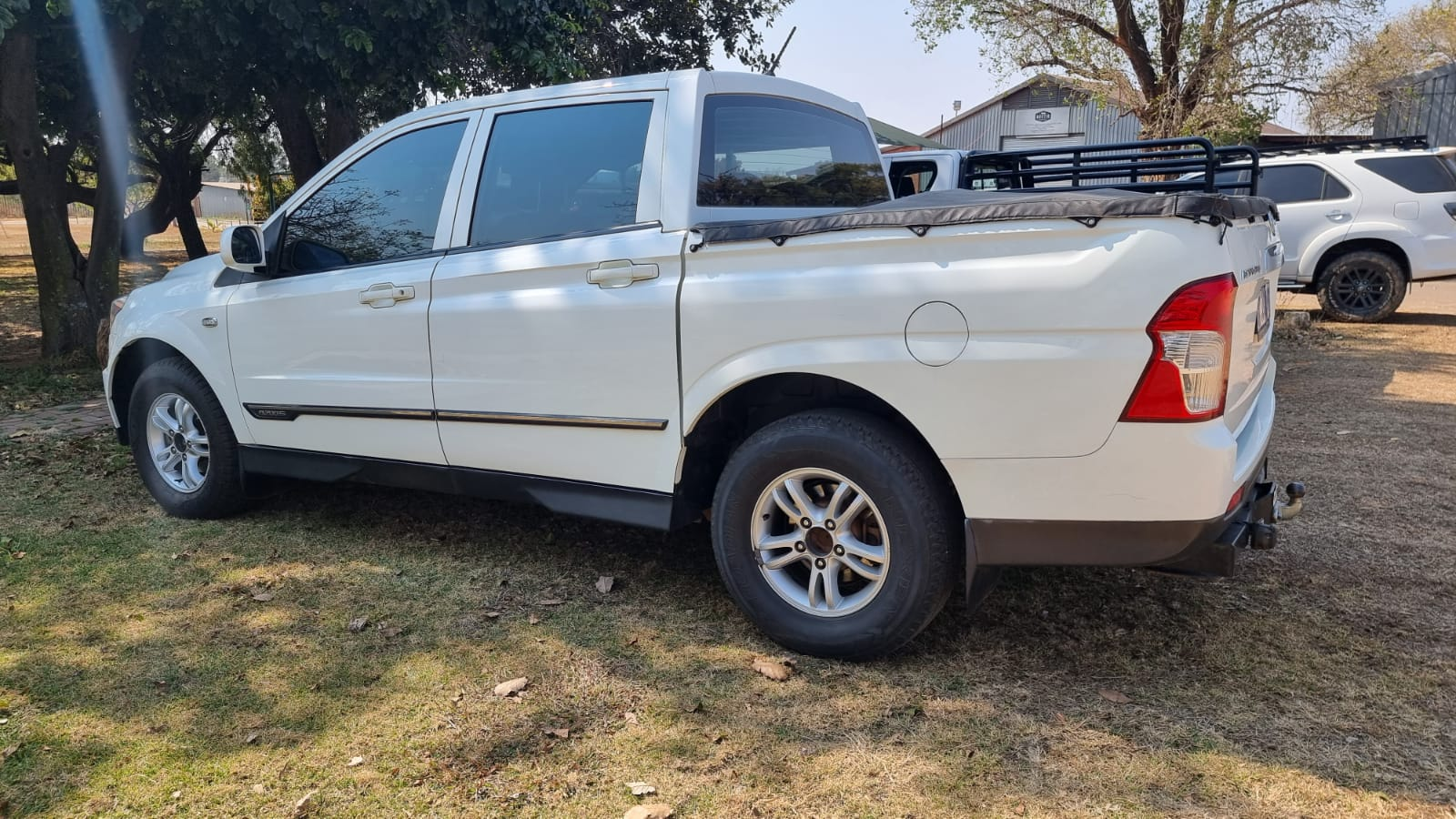 2012 Ssangyong Actyon Sport D/Cab 2.0 T Diesel