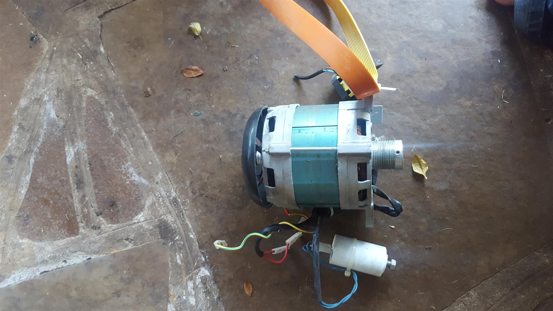Castellotti s busto garoflo motor