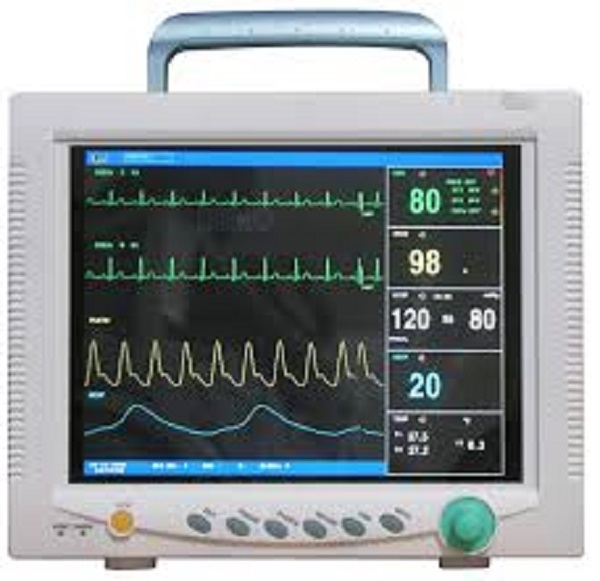 BCK98T Parameter Patient Monitor