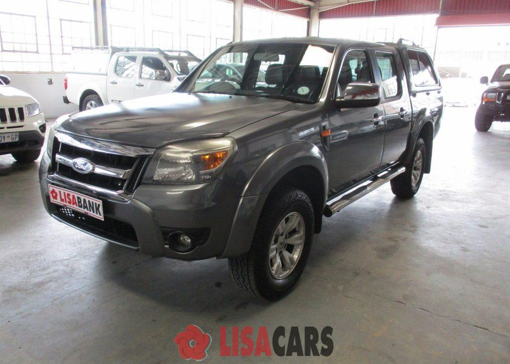 2010 Ford Ranger 3.0TDCi SuperCab Hi trail XLT