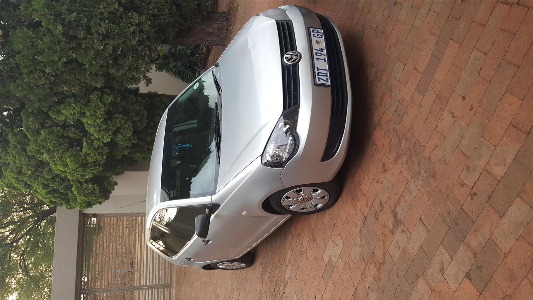 2010 VW Polo Vivo 5 door 1.4