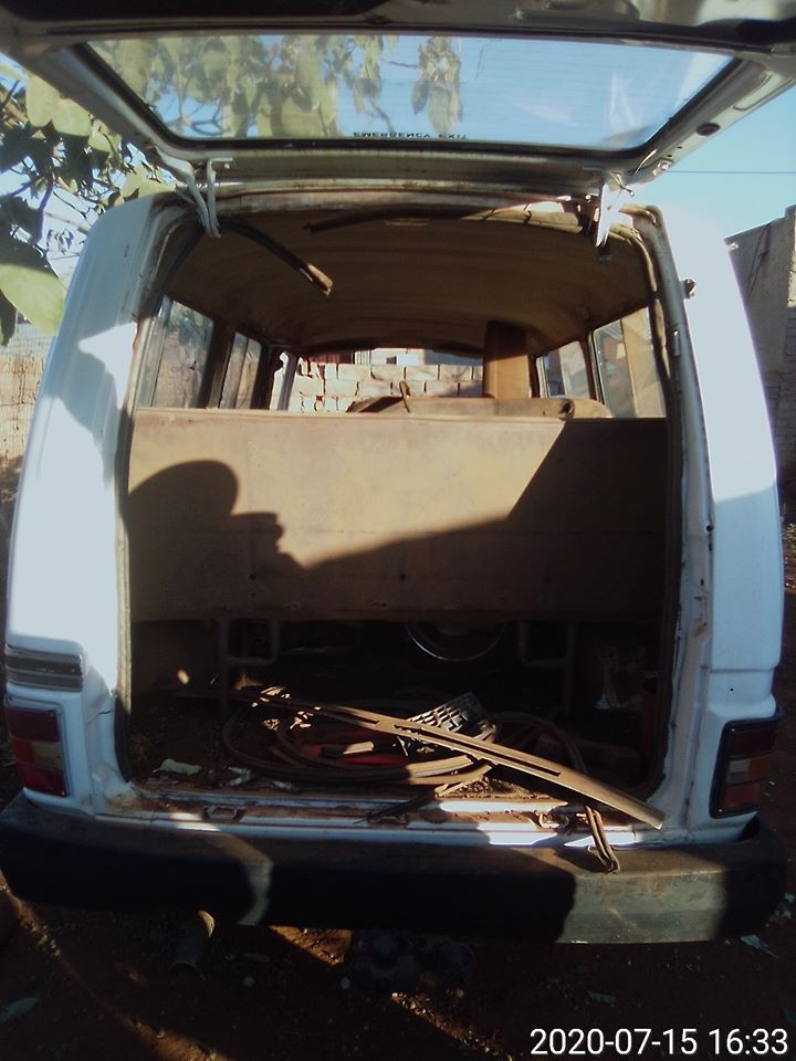 NISSAN E20 unfinished project