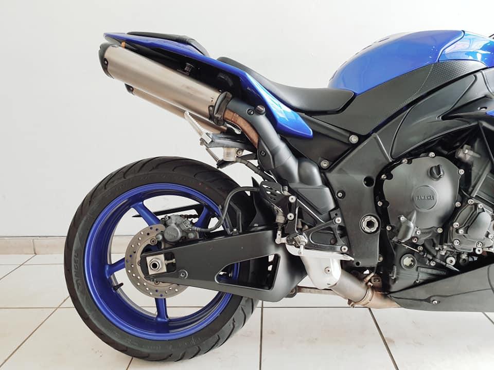 2014 Yamaha YZF R1