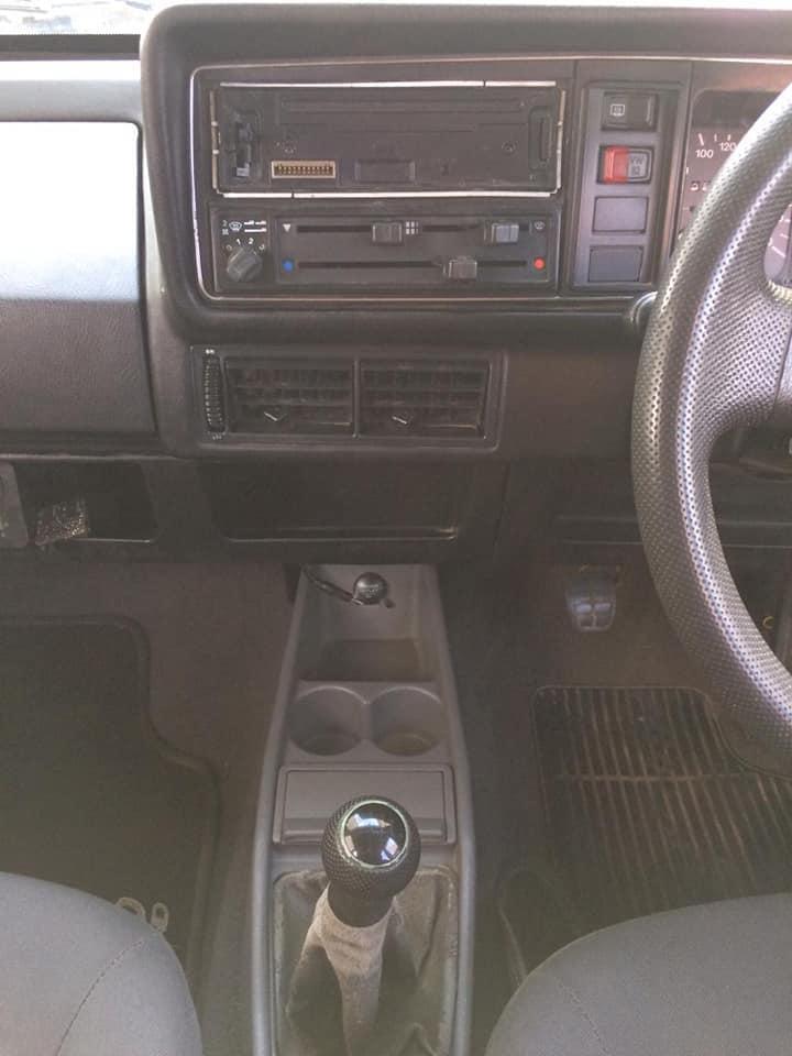 2002 VW Golf 1.4TSI Highline