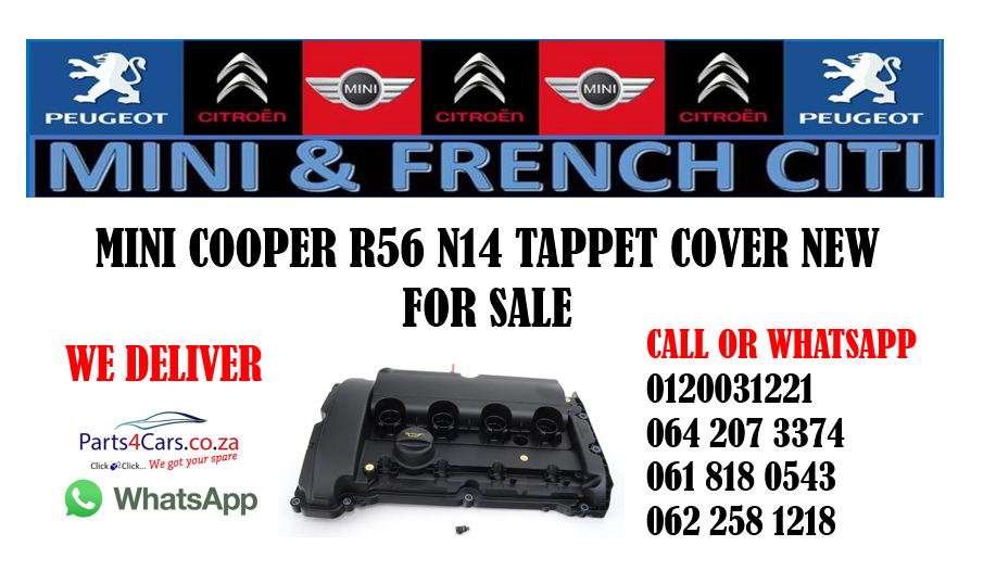 MINI COOPER R56 N14 TAPPET COVER NEW FOR SALE