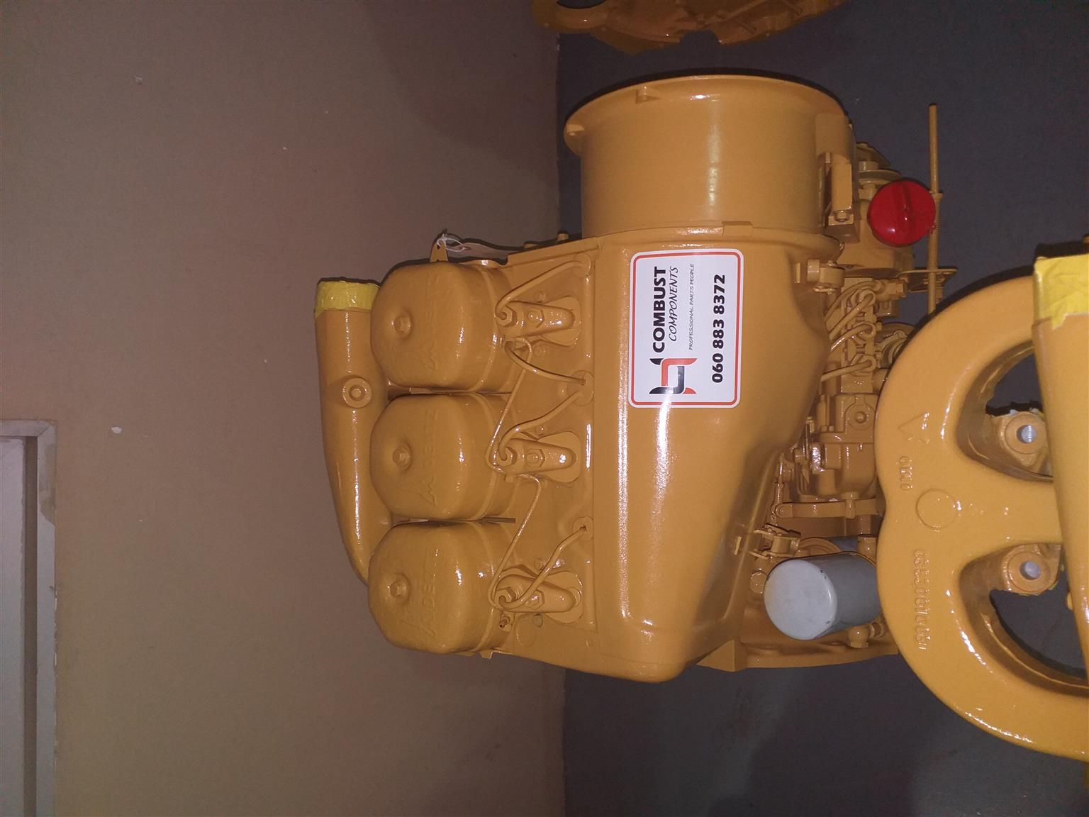 Deutz F3L912 reconditioned engine