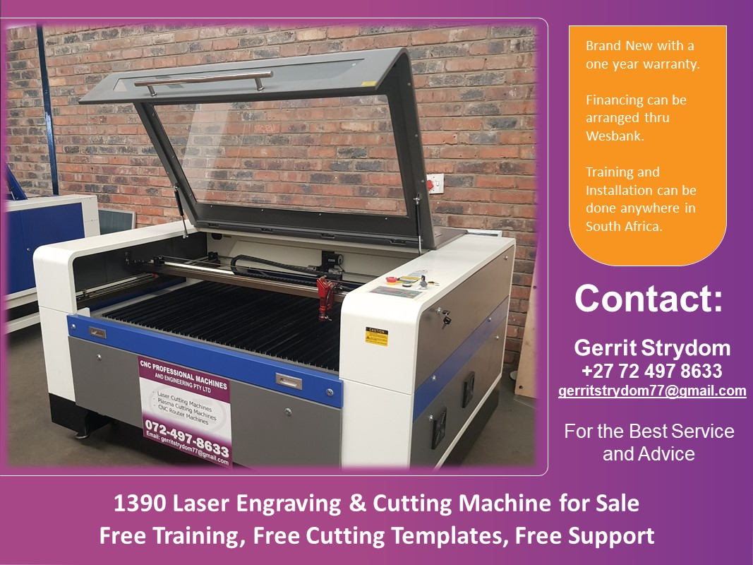 Laser Cutting Machines for Sale