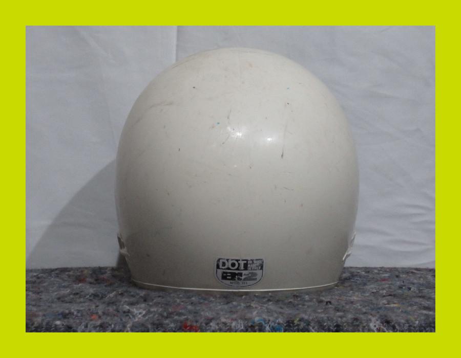 Vintage DOT Motorcycle Helmet - SKU 973