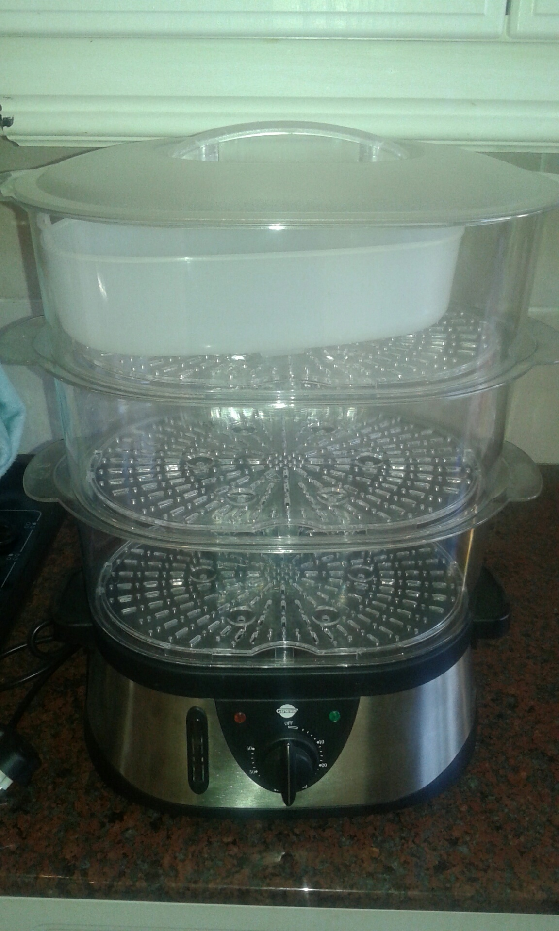 Genesis Food Steamer