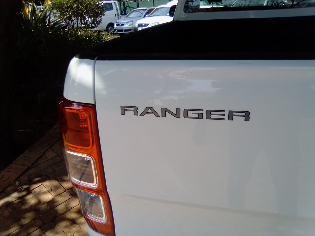 2015 Ford Ranger 2.2