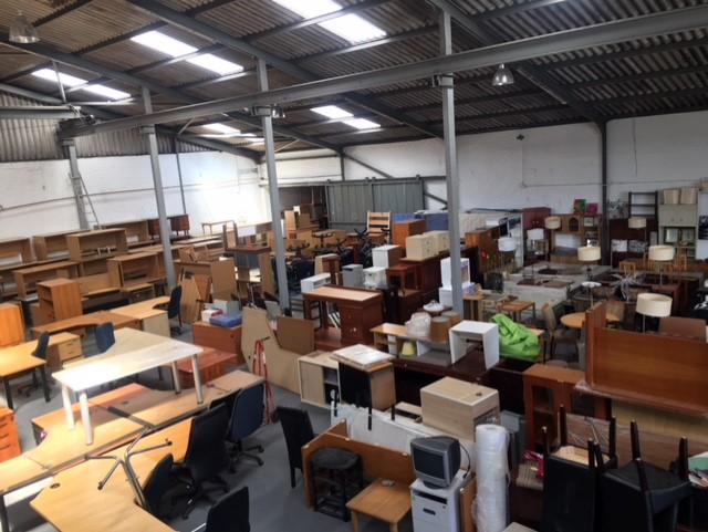 Variety of Office Furniture