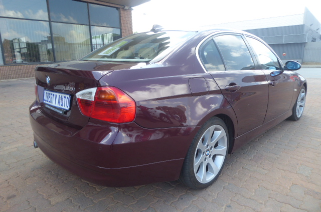 2009 BMW 3 Series 323i Dynamic steptronic