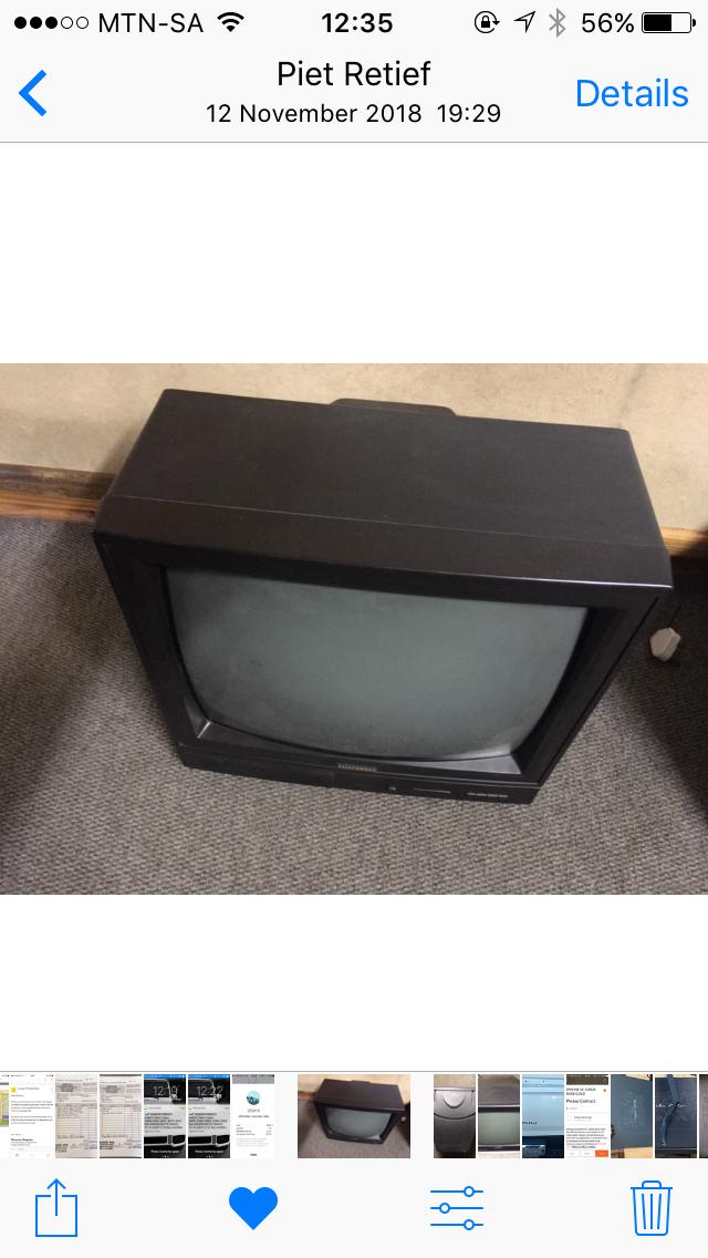 TV 54 cm 0832725252