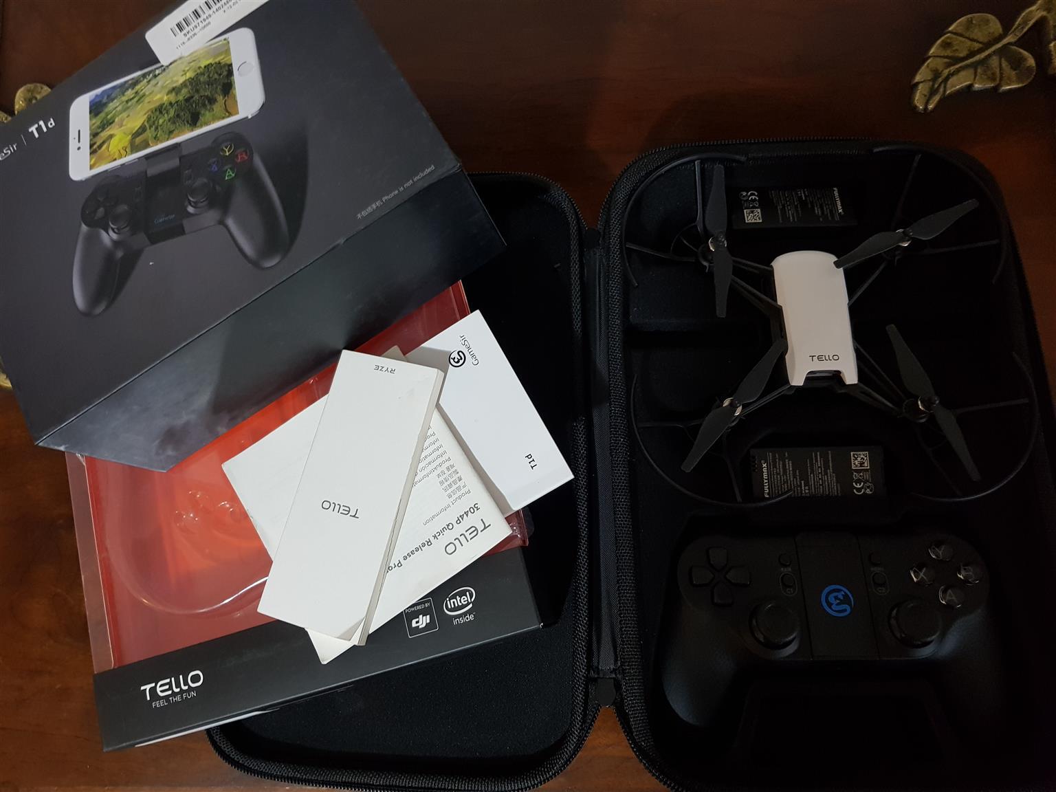 DJI Tello Drone and Accessories