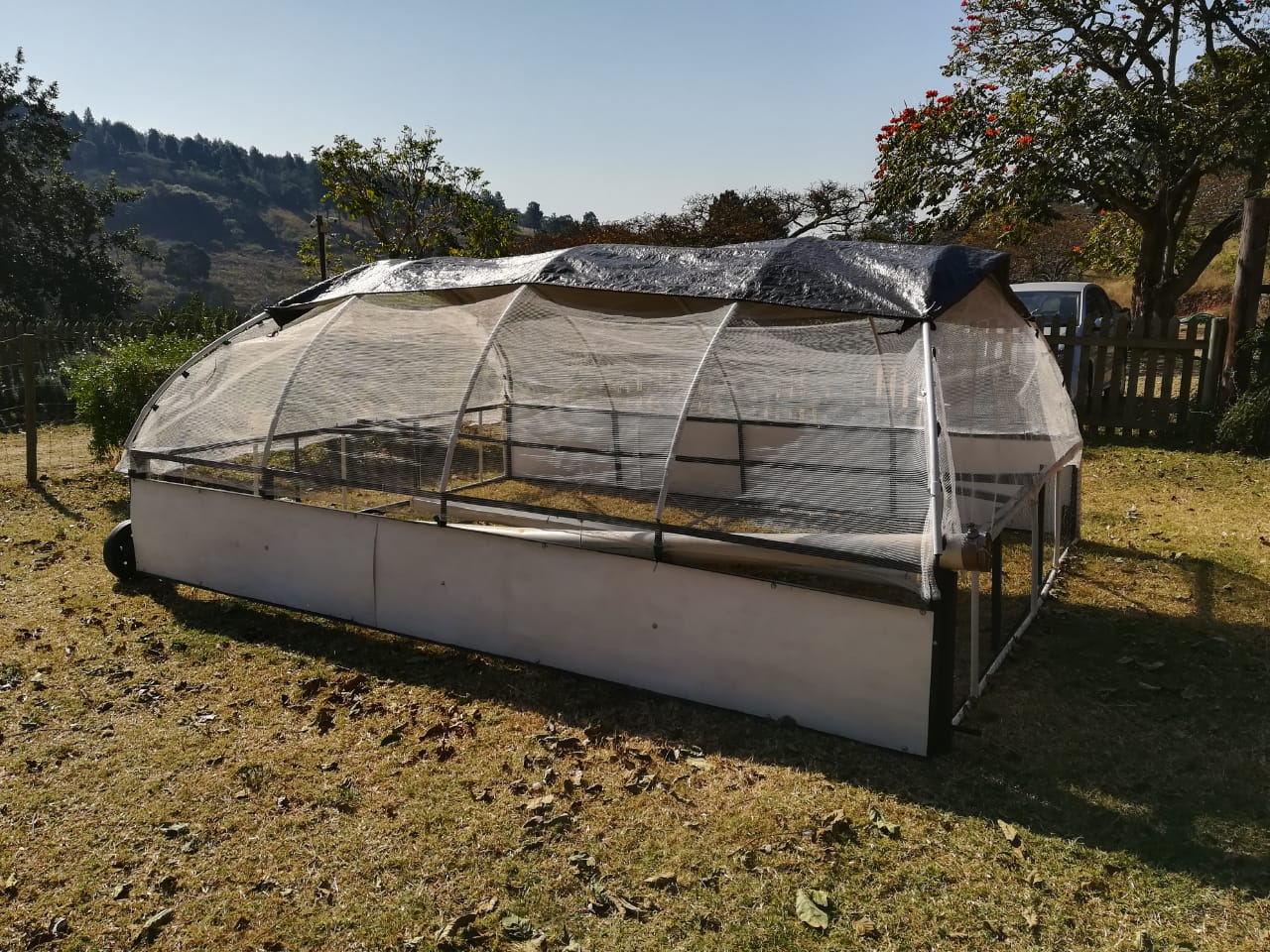 Mobile Chicken Houses FOR SALE