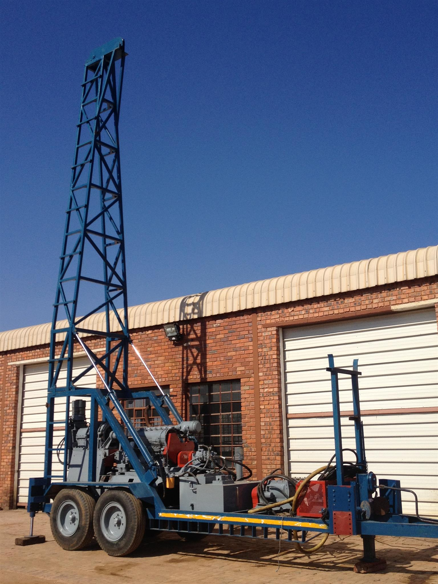 XY44 Exploration Drill Rigs