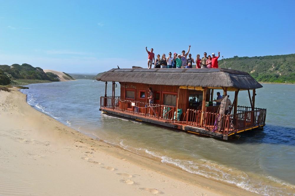 House Boat Accommodation