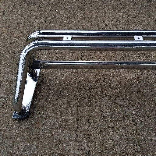 MAXE Chrome Roll-Bar for Ford Ranger