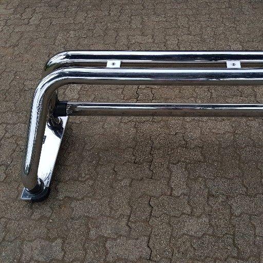 MAXE Chrome Roll-Bar for Ford Ranger