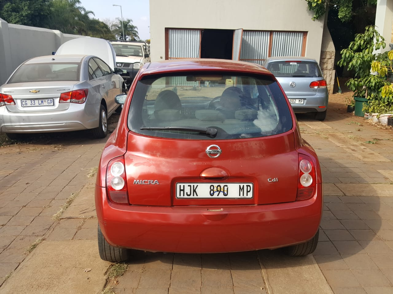 Nissan Mikra in Daily use needs a little tlc
