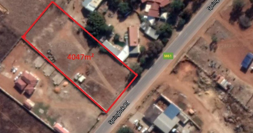 Vacant Land Agricultural For Sale in Highbury