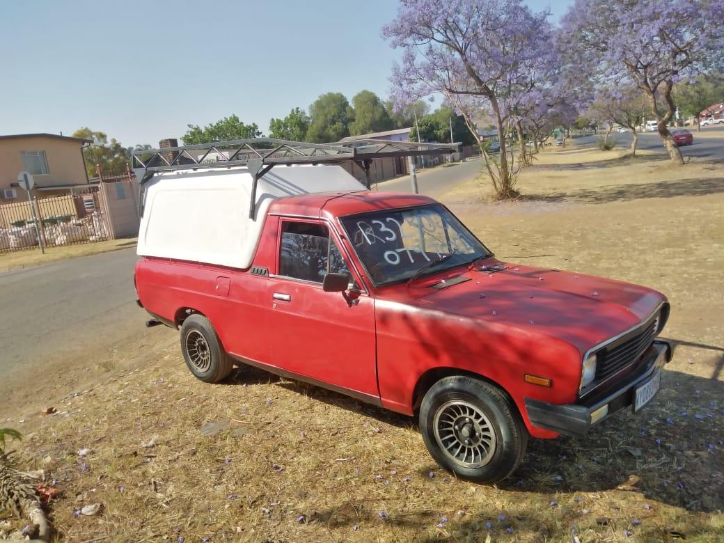 1993 Nissan 1400 Heritage Edition