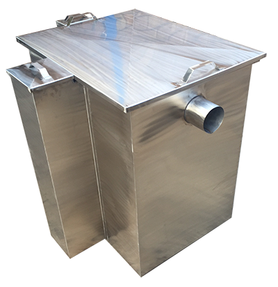 Stainless Steel Grease Traps