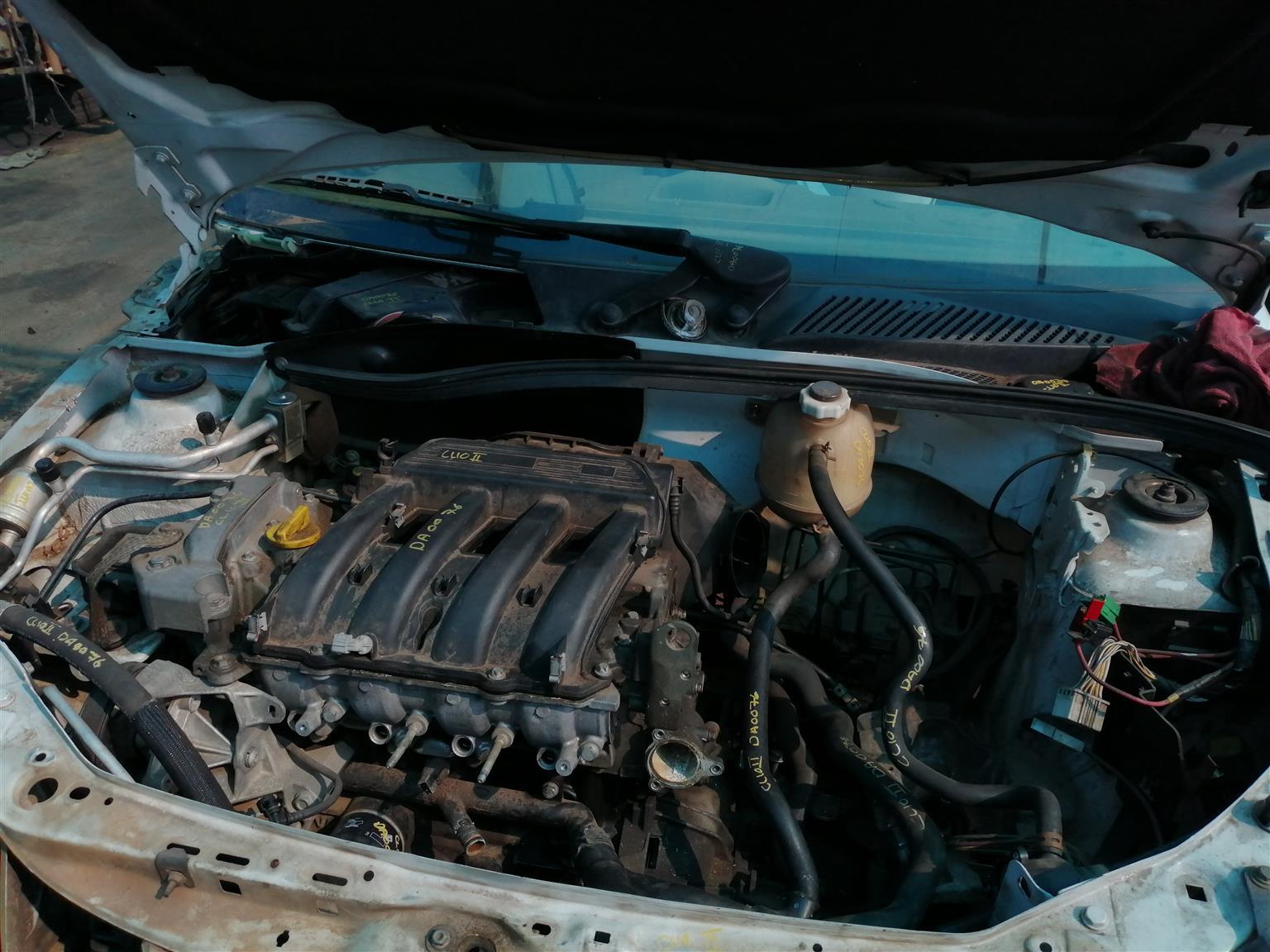 RENAULT CLIO 2 1.4 16V 2002