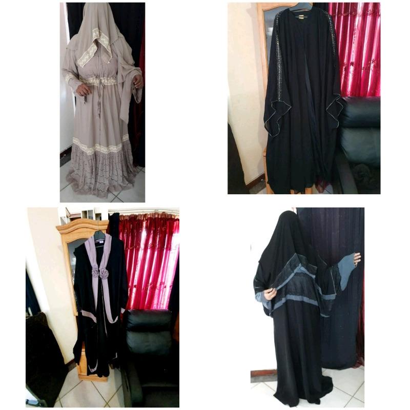 30 Saudi Abayas