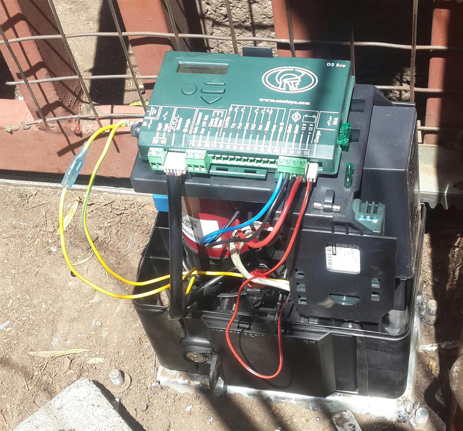 Installation Repair Of Intercoms Electric Fences Cctvs Alarm Garage Electrical Circuit Wiring When Installing In Systems Gate Motors