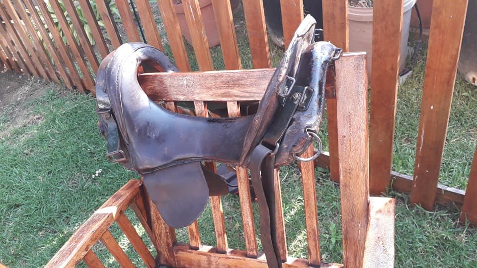 McClellan Saddle
