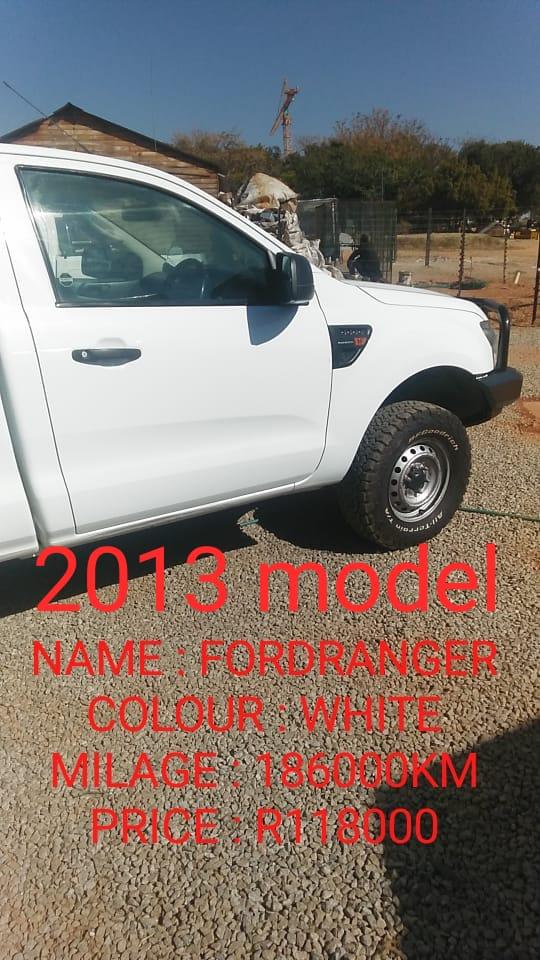 2013 Ford Ranger 2500D