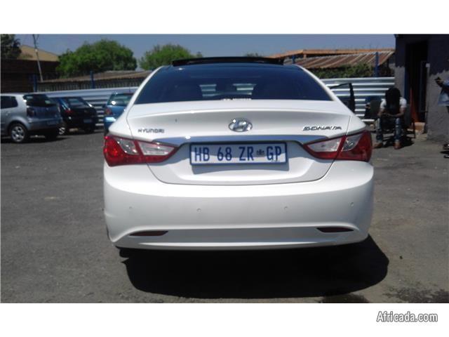 2011 Hyundai Sonata 2.0 GLS