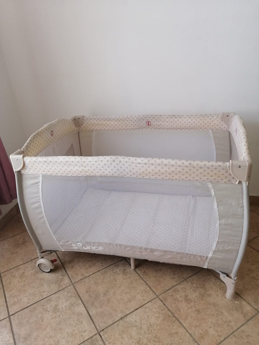 Selling baby items