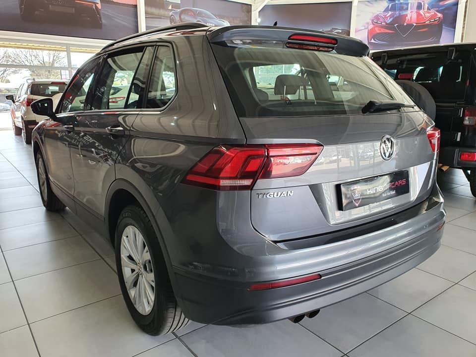 2019 VW Tiguan TIGUAN 1.4 TSI TRENDLINE DSG (110KW)