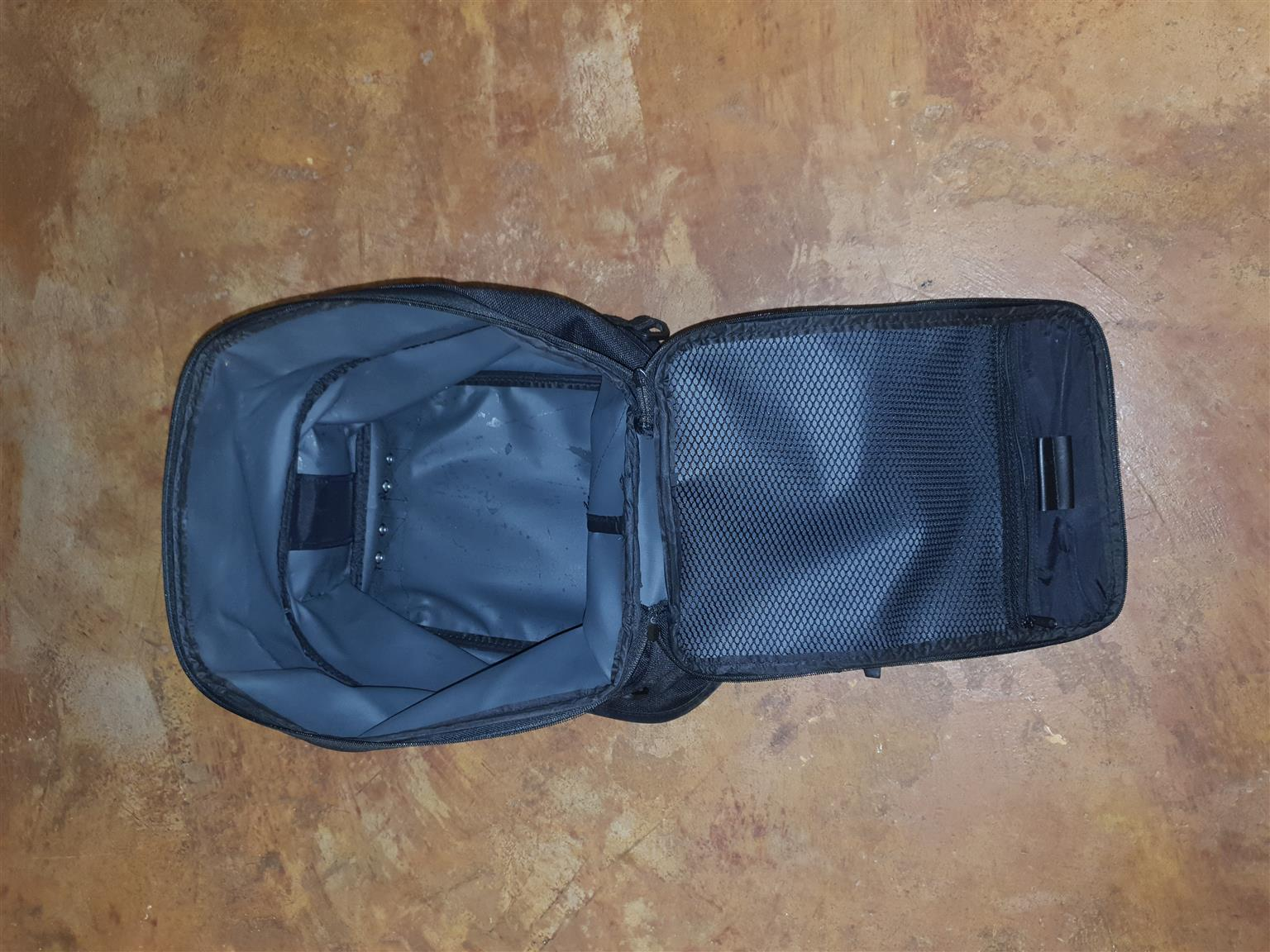 Tank bag - magnetic
