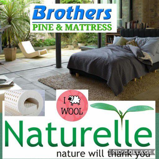 Brothers Pine Mattress Voorbaai