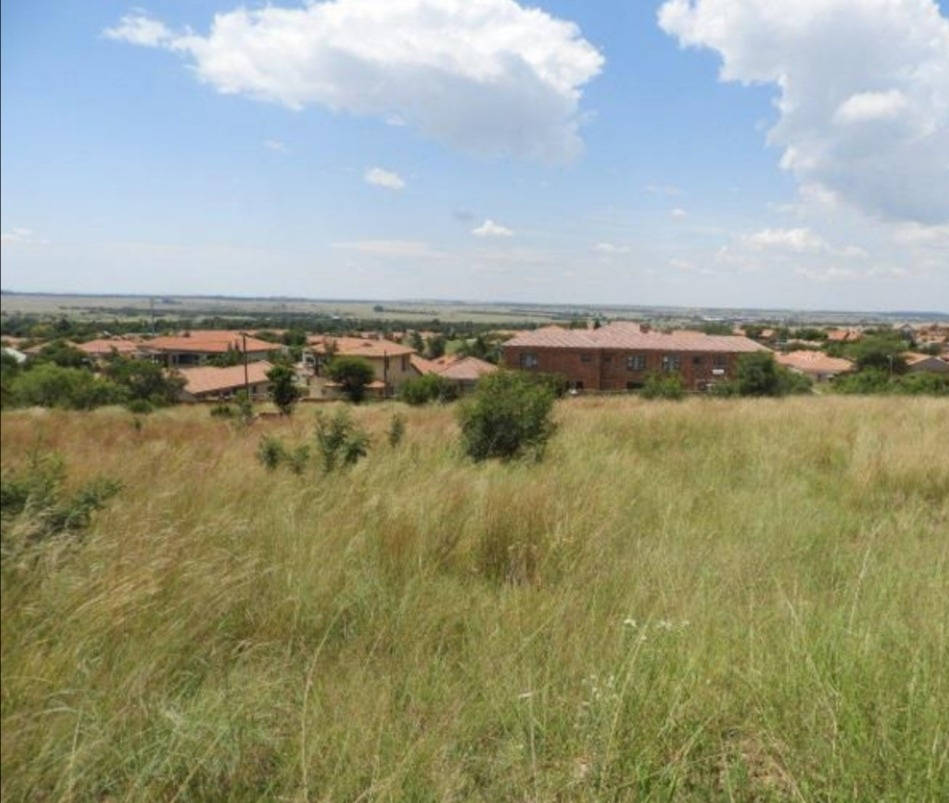 Vacant Land Residential For Sale in Doringkruin