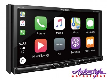 Pioneer AVH-Z5150BT Double Din Smart Multimedia with Bluetooth