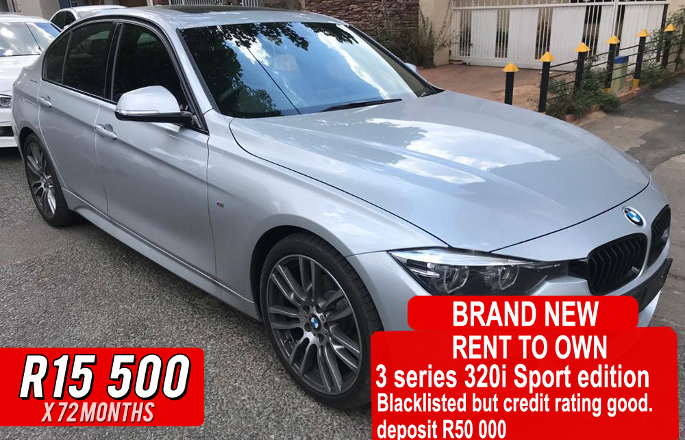 2018 BMW 3 Series 320i Edition M Sport Shadow auto