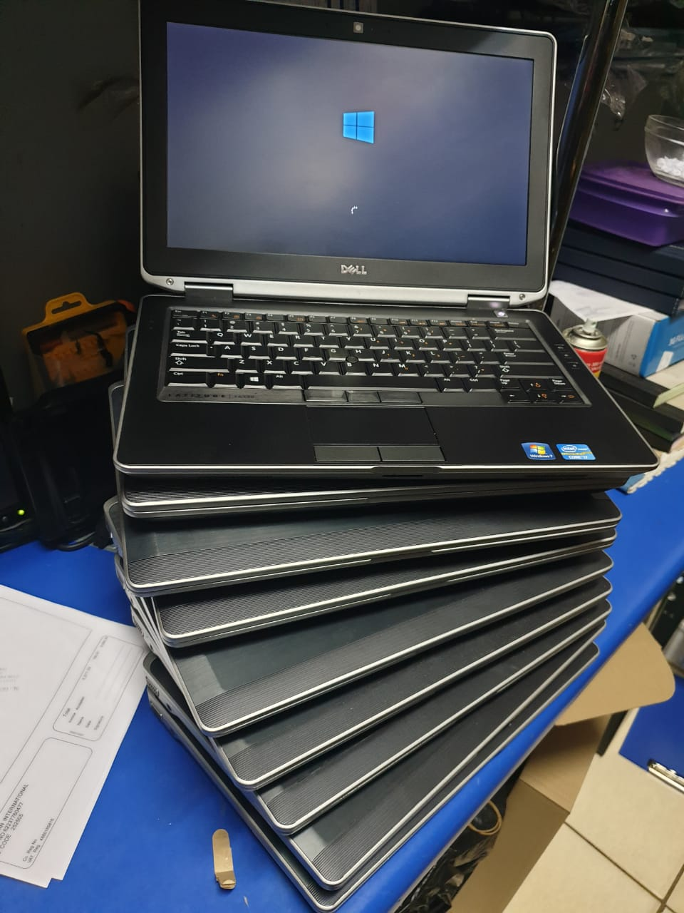 Dell laptop as good as new for grab