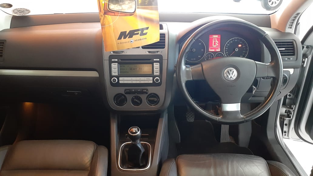 2008 VW Golf 1.9TDI Comfortline