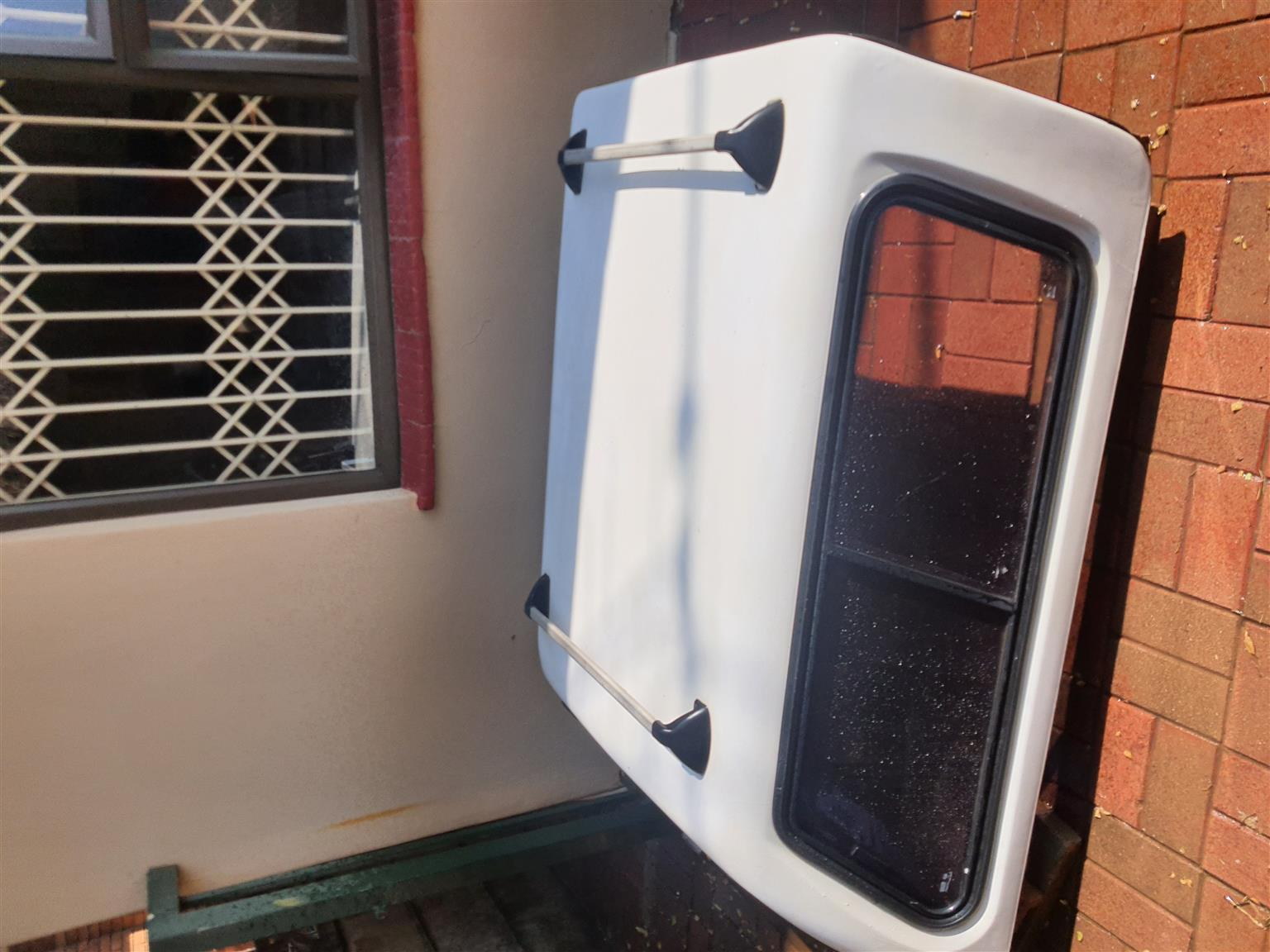 Bucko canopy to fit Ford bantam for sale. Price is negotiable