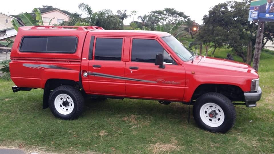 1997 Toyota Hilux double cab HILUX 2.4 GD 6 SRX 4X4 A/T P/U D/C