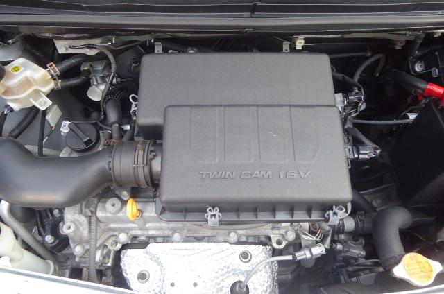 2009 Daihatsu Sirion 1.5 Sport